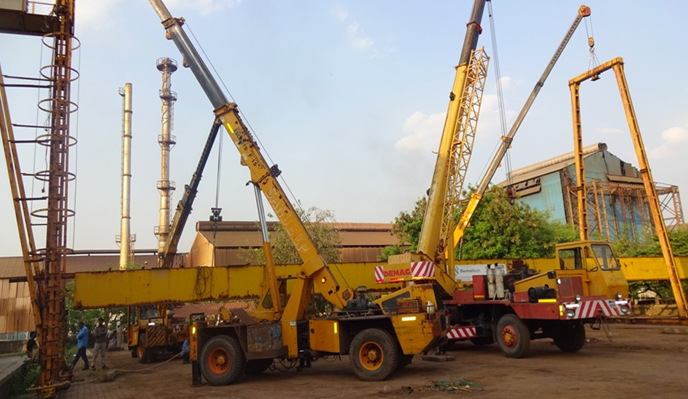 Industrial Plant & Machinery Relocation